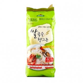 [타임특가] 쌀국수 한그릇 320g (2인분)