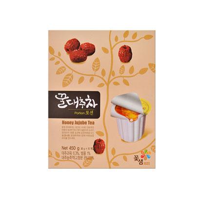 꽃샘 꿀대추차 포션 30g*15개입