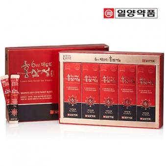 [일양약품] 6년근 데일리 홍삼정스틱 10g*30포+쇼핑백증정 (업체별도 무료배송)