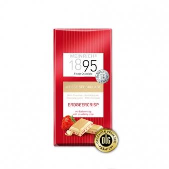 바인리히 화이트 초콜릿 with 스트로베리크리스피 100g