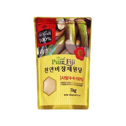 [다다익선] 천연비정제 피지원당 1kgx6개 (업체별도 무료배송)