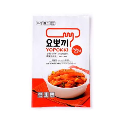 매콤달콤 떡볶이 요뽀끼 2인분 280g x 5봉 (업체별도 무료배송)
