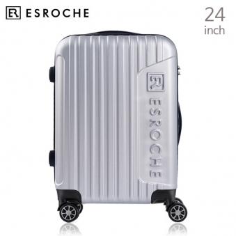 ESROCHE 에스로체 명품 케리어 ER-CSM-15324(24인치) 그레이 (업체별도 무료배송)