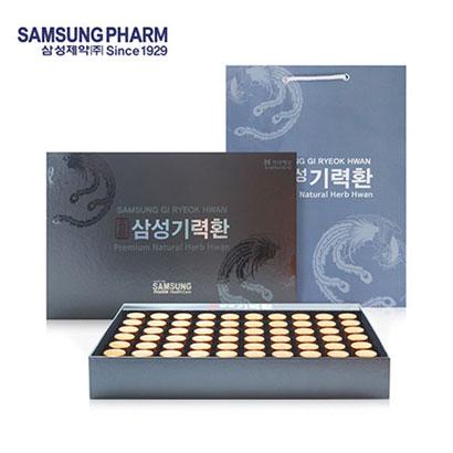 삼성기력환 3.75gx60환 + 쇼핑백 증정(업체별도 무료배송)