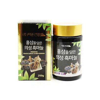 홍삼을 담은 의성 흑마늘고 250g (업체별도 무료배송)