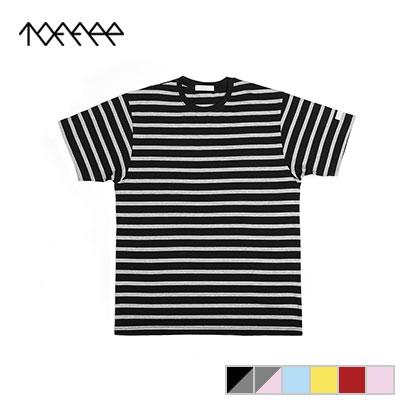 [재입고] [TOFFEE] 스트라이프 반팔 티셔츠 (업체별도 무료배송)