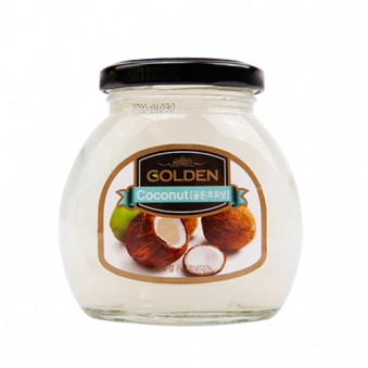 [주말특가] 골든 과일 병조림 코코넛 240g