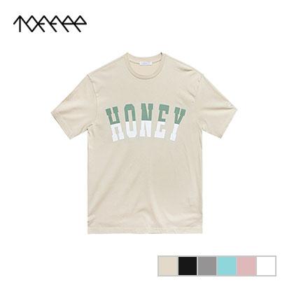 [TOFFEE] 베스트후기 재판매 HONEY 오버핏 7부 티셔츠 (업체별도 무료배송)