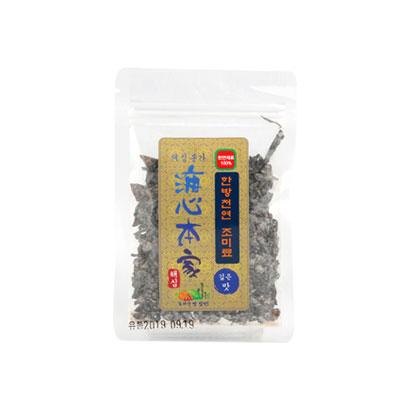해심본가 다시마 한방 천연조미료 깊은맛 30g