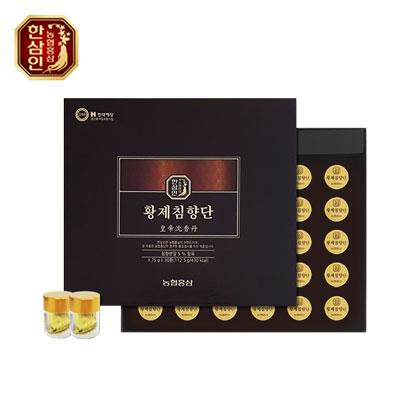 황제침향단 3.75g*30환 + 쇼핑백증정 (업체별도 무료배송)