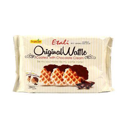 이타리 오리지날 와플 초콜릿맛 9gx10개입