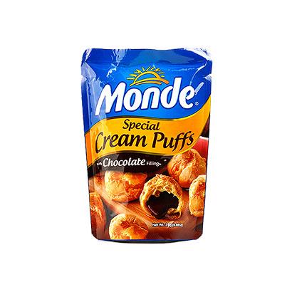 몬데 퍼프 초콜릿 25g