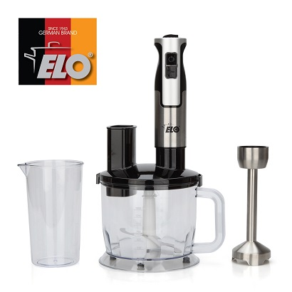 [스텐모음전] [ELO] 스텐 핸드블렌더 세트 EL-LT800BL (업체별도 무료배송)