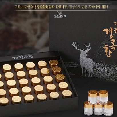 경희 경록환 3.75g*30환+쇼핑백포함 (업체별도 무료배송)