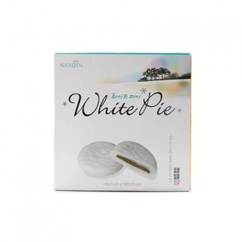 [재입고] 삼진 화이트파이 (찰떡파이) 350g (35g*10봉입)