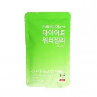 가르시니아로 만든 다이어트워터젤리 풋사과맛 170ml x10입 (업체별도 무료배송)