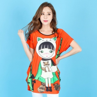 아이스 티셔츠(T101-6) (업체별도 무료배송)