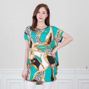 아이스 티셔츠(W0769-18) W0769-18-민트-M (업체별도 무료배송)