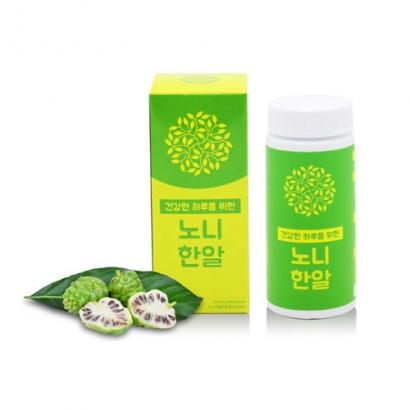 더조은 노니 한알 600 X 60정 1통 (업체별도 무료배송)