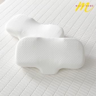 밀리홈 3D 컨투어폼 경추베개 2개 세트 (업체별도 무료배송)