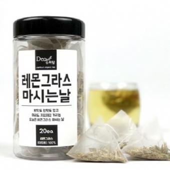 [슈퍼팜] 티백차 레몬그라스 마시는날 (20입) (업체별도 무료배송)