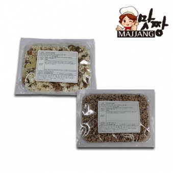 1인분 HMR 조리 볶음밥 250g*10팩(현미찰보리밥5팩+뿌리채소영양밥5팩) (업체별도 무료배송)