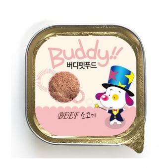 버디 소고기캔 100g