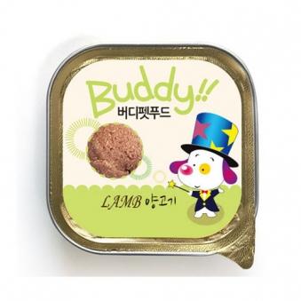 버디 양고기캔 100g