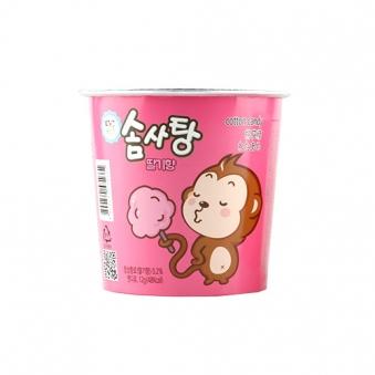 몽스코 솜사탕 딸기향 12g