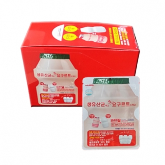 요구르트맛 생유산균 1.5g*30정 x 15팩 (업체별도 무료배송)