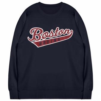 보스톤 맨투맨 티셔츠 2종 택1 (업체별도 무료배송)