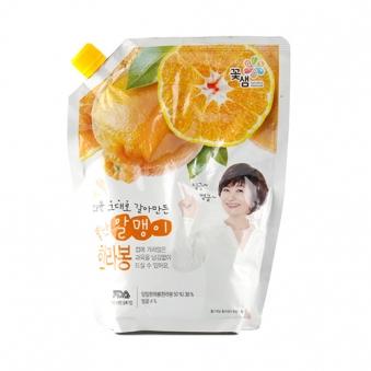 꽃샘 별난알맹이 한라봉 1kg