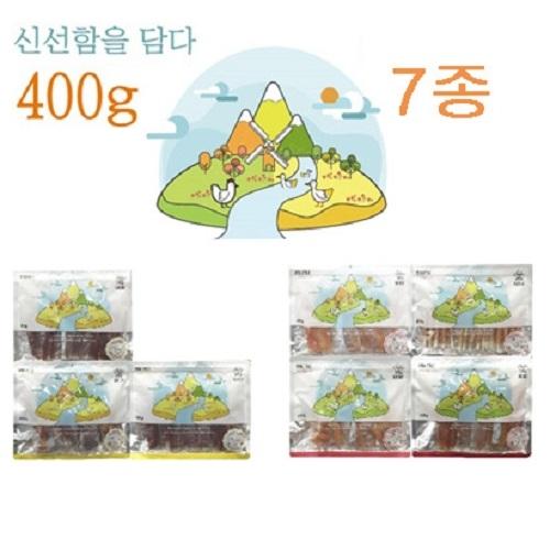 위위 간식 400g (업체별도 무료배송)