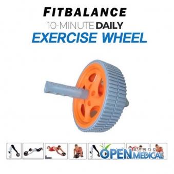 핏밸런스 엑사이즈 휠 슬라이드 EXERCISE WHEEL (업체별도 무료배송)