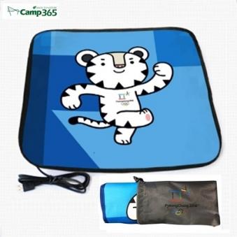 캠프365 원적외선 발열방석 탄소방석 (업체별도 무료배송)