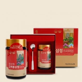 개성인삼농협 임상옥 고려홍삼정 프리미엄 250g x 2병+쇼핑백증정 (업체별도 무료배송)