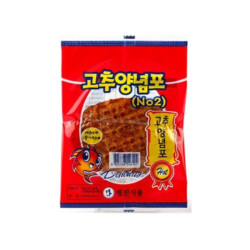 맛나왕포(고추맛) 5g x 50개입