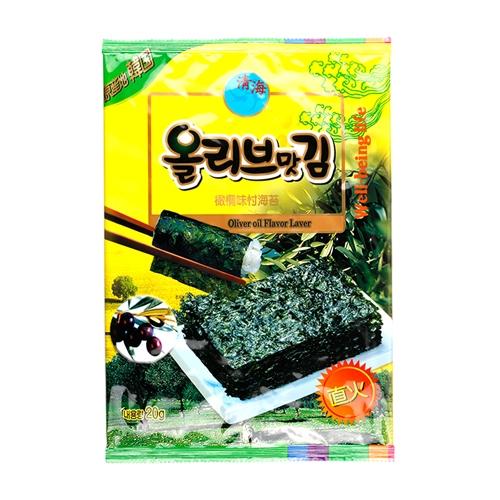 올리브맛김 5개입 (20gx5봉)