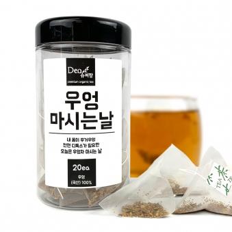 슈퍼팜 티백차 우엉 마시는날(20입) (업체별도 무료배송)