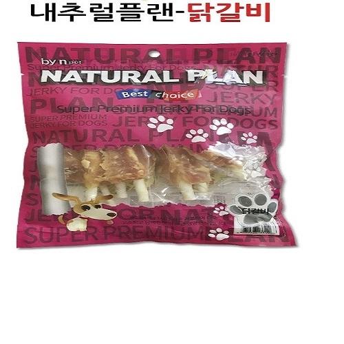 내츄럴플랜 미니닭갈비 200g