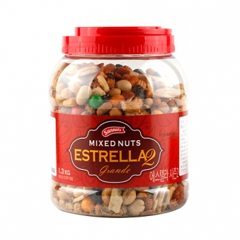 [재입고] 에스텔라 믹스넛 시즌2 1.3kg