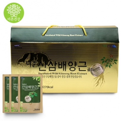 더존 산삼배양근 70ml*30포 한박스 (업체별도 무료배송)
