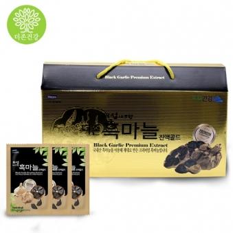 더존 흑마늘 70ml*30포 한박스 (업체별도 무료배송)