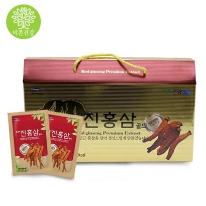 더존 진홍삼 70ml*30포 한박스 (업체별도 무료배송)