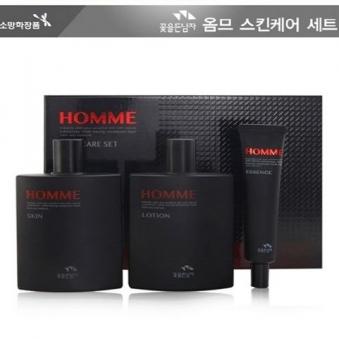 꽃을 든 남자 옴므 3종세트 (업체별도 무료배송)
