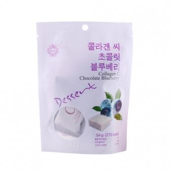 [올*브영입점] 콜라겐c 초콜릿 블루베리 54g