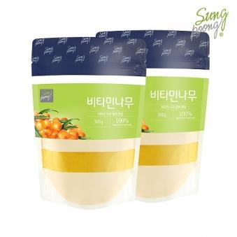 비타민나무열매분말 300g x 2개 (업체별도 무료배송)