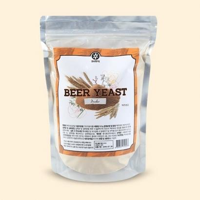 맥주효모분말 500g x 2개 (업체별도 무료배송)