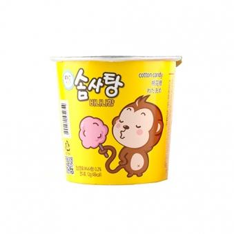 몽스코 솜사탕 바나나향 12g