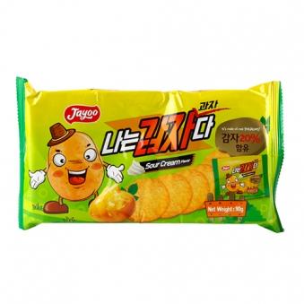 나는 감자다 사우어크림맛 90g